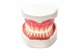 Full dentures tablet
